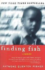 Finding Fish : A Memoir by Mim E. Rivas and Antwone Quenton Fisher (2001,...