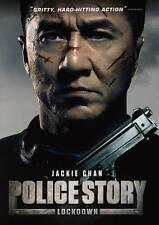 Police Story: Lockdown (DVD, 2015) jackie chan