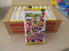 J LEAGUE PRIME GOAL 3 III SFC SUPER FAMICOM IMPORT BRAND NEW OLD STOCK!