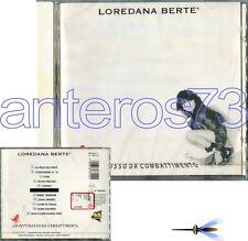 """LOREDANA BERTE' """"UN PETTIROSSO"""" RARISSIMA 2a STAMPA CON CANCELLATURA - SIGILLATO"""
