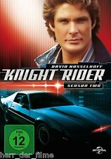 KNIGHT RIDER (David Hasselhoff), Season 2 (6 DVDs) NEU+OVP