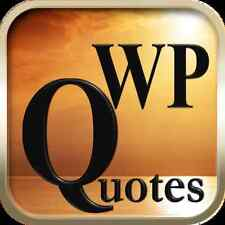 Established Quotes Wordpress Website with 40000 Quotations + Integrated Adsense