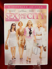 DVD - Sex and the City: The Movie (Widescreen / 2008)