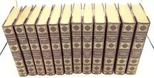 Ralph Waldo Emerson 12 Volume Leather Complete Works 1903 Concord Edition Set