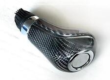 MERCEDES R230 SL W219 C219 CLS keyless go gear knob shifter fibre de carbone fibre