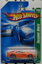 DODGE BOYS ORANGE VIPER COUPE 2008 08 MOPAR HOT HW T HUNTS WHEELS TREASURE