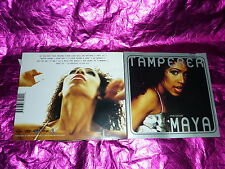 THE TAMPERER FEATURING MAYA CD 10 TRACKS