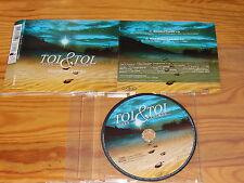 TOL & TOL - GAMENNI KARDIA / 2 TRACK MAXI-CD 2002 MINT!