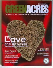 "GREEN ACRES Magazine ""To Love and Be Loved"" Volume 1 Issue 11 2013 NEW"