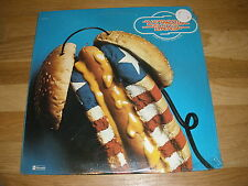 US RADIO BAND dont touch that dial LP Record - sealed