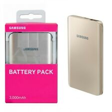 Genuine Samsung Fast Charging Charger 3000 mAh Battery Pack Galaxy S7 Edge S7 S6