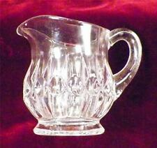 Sunk Honeycomb Individual Creamer Corona McKee Bros Early American Pressed Glass