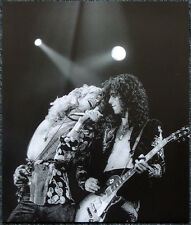 LED ZEPPELIN POSTER PAGE JIMMY PAGE & ROBERT PLANT . P36