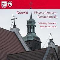 De Leeuw,Reinbert - Kleines Requiem/Lerchenmusik (OVP)
