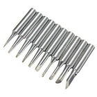 10PCS Solder Screwdriver Iron Tips 900M-T For Hakko Soldering Station Tool