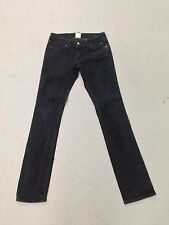 Mens Penguin Jeans - W27 L32 - Dark Navy Wash - Slim - Great Condition
