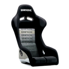 GENUINE BRIDE ZETA 3 FIA APPROVE Fullbucket Seat BLACK ( GRADATION LOGO ) F31GMF
