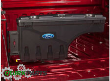 2015 2016 Ford F150 Truck Bed Wheel Well Pivot Tool Box Storage Lockable Left OE