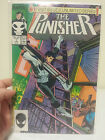 The Punisher #1 1987 Marvel with Matchin War Journal Entry #29