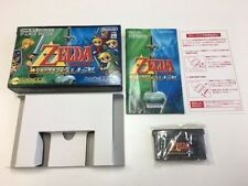 Game Boy Advance Legend of Zelda Link to the past Four Aword GBA Japan z1015