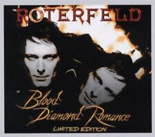 ROTERFELD Blood Diamond Romance LIMITED CD 2011 + Bonustracks