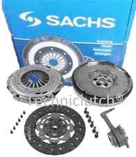 SACHS DUAL MASS FLYWHEEL DMF AND CLUTCH KIT WITH CSC, BOLTS VW GOLF 1.9 TDI 130