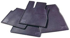 Mercedes-Benz 1992 to 1999 S-Class LWB V140 Genuine OEM All Weather Floor Mats