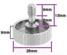 "Metal 1/4"" Camera Tripod Bracket Screw Male / Female"