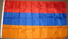 3X5 ARMENIA FLAG ARMENIAN FLAGS NEW BANNER SIGN F028