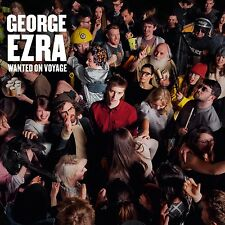 GEORGE EZRA - WANTED ON VOYAGE  VINYL LP + CD NEU
