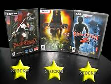 OFFERTA STOCK 3 GIOCHI F.E.A.R. DINO CRISIS 2 BLOOD OMEN 2 PC USED ITA STOCK149