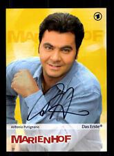 Antonio Putignano Marienhof Autogrammkarte Original Signiert # BC 85597