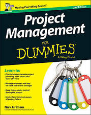 Project Management For Dummies by Nick Graham (Paperback, 2015)