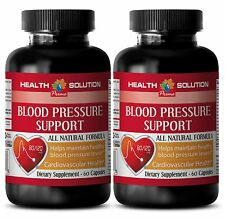 Improve Circulation Capsules - Blood Pressure Complex - Forskolin Extract 2B