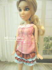 Doll Clothes ~ LIV SPIN MASTER Doll Dress 1SET - L#009 NEW