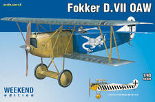 Eduard 1/48 Model Kit 84155 Fokker D.VII OAW Weekend Edition C