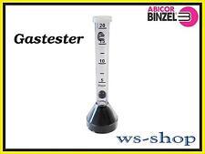 Gasmengenmesser Gasmessröhrchen Gastester Flowmeter Argon CO2 von Abicor BINZEL