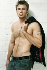 Chris Evans A4 Photo 12