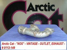 Arctic Cat Exhaust Manifold Outlet # 0112-149 '71 EXT Vintage