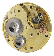 SYSTEME GLASSHUTTE SWISS LEVER POCKET WATCH MOVEMENT, SPARES OR REPAIRS R61