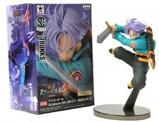 Banpresto Dragon Ball Z S Future Trunks Action Figure Free Shipping Japan Import