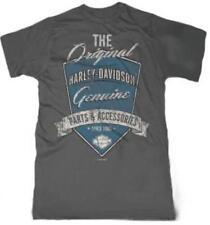 """Orig. Harley-Davidson Dealer Shirt """"Original Crest"""" T-Shirt *302969676* Gr. XL"""