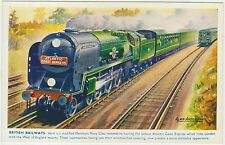 BRITISH RAILWAY - ATLANTIC COAST EXPRESS - TRENO FERROVIA (INGHILTERRA)