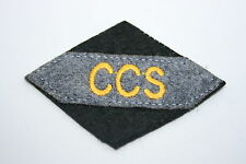 COPY WW2 WWII CANADA CLOTH CANADIAN CHAPLAIN 3RD DIVISION SLEEVE DIAMOND PATCH