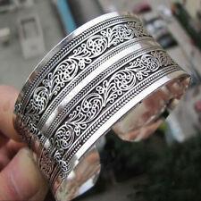 Neu Armband Tibetsilber Silber plattiert Schmuck Armreif Geschenk Silber Armband