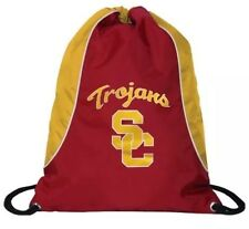 USC Trojans Official NCAA Sprint Backpack Backsack by Logo Gym/ School