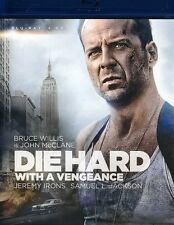 Die Hard With a Vengeance [2 Discs] [Blu (2013, REGION A Blu-ray New) BLU-RAY/WS