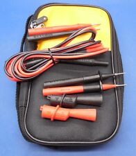 Fluke Soft Carrying Case 87 287 289 87V 88V 787 789 TP2, TL224, AC175, TP220 C25