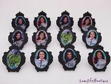 24 The DESCENDANTS Disney Cupcake Ring Favor Supplies Rings Topper Birthday