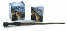 Harry Potter Wizard's Wand and Sticker Book by Running Press (Mixed media...